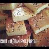 Cómo hacer Roht (afgana Pan Dulce)