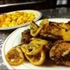 Cómo hacer romero y ajo limón pollo