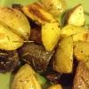 Cómo hacer patatas asadas Romero