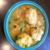 Cómo hacer Rústico Pollo y (Estragón) Dumpling sopa