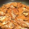 Cómo hacer Salisbury Steak W /. Champiñones
