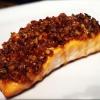 Cómo hacer salmón con miel Pecan Glaze