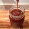 Cómo hacer salsa de caramelo salado