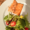 Cómo hacer salmón glaseado de Seasame