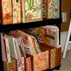 Cómo hacer el envío Caja de recuerdos de almacenamiento