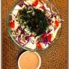 Cómo hacer simple ensalada japonesa