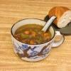 Cómo hacer simple Vegetariana Sopa de lentejas