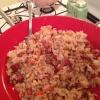 Cómo hacer spam arroz frito
