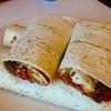 Cómo hacer Spicy Chicken Wrap-Merienda Saludable