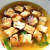 Cómo hacer picante triturado Fried Tofu
