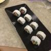 Cómo hacer sushi de atún picante