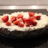Cómo hacer fresas y crema de queso