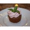 Cómo hacer Strawberry-Basil Cupcakes
