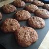 Cómo hacer Strawberry Espresso cookies