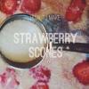 Cómo hacer Strawberry Scones