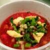 Cómo hacer Summer Watermelon Gazpacho
