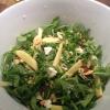 ¿Cómo hacer ensalada de rúcula impresionante estupenda