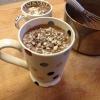 Cómo hacer chocolate Súper Deluxo caliente