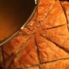 Cómo hacer dulce de pistacho Baklava Con Lemon Zest