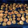 Cómo hacer chips camote
