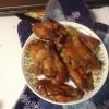 Cómo hacer alas dulce Teriyaki