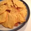 Cómo hacer chips Cornbread Tasty (patatas fritas)