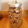 Cómo hacer Tasty Sugar Free Granola #Healthyeating
