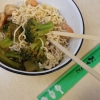 Cómo hacer Teriyaki Stir-Fry Ramen
