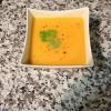 Cómo hacer sopa de calabaza curry tailandés