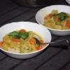 Cómo hacer tailandés amarillo vegetal Curry
