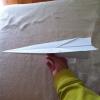 Cómo hacer la mejor y más simple avión de papel