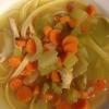 Cómo hacer la mejor sopa de fideos de pollo