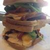 Cómo hacer el mejor de lo mejor de Acción de Gracias de sobra Sandwich