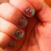 Cómo hacer el Perfect Cherry Blossom manicura :)