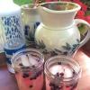 Cómo hacer el Perfect Summer Blueberry Limón-Vodka-Ade