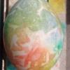 Cómo hacer teñido lazo Huevos