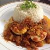 Cómo hacer tomate huevo Curry