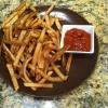 Cómo hacer patatas fritas las trufas de aceite