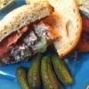 Cómo hacer que Turquía y tocino Ensalada de sándwich
