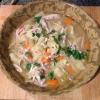 Cómo hacer pollo sopa de fideos de Tyler
