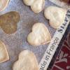 Cómo hacer de San Valentín Galletas de torta dulce