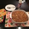 Cómo hacer vegano de Apple Cobbler / quebradizo