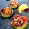 Cómo hacer vegano Frijol Negro Ensalada de atún