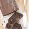 Cómo hacer Pastel vegano Chocolate-Plátano