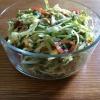 Cómo hacer vegano Ensalada de col