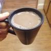 Cómo hacer chocolate caliente hecho en casa vegano