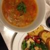 Cómo hacer de verduras y sopa de lentejas