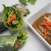 Cómo hacer Vegetariana Verano Rolls
