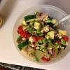 Cómo hacer Veggie Salad (Alternativa a la ensalada de pastas)