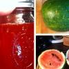 Cómo hacer Sandía jalea y Preserve It & Es vegano!